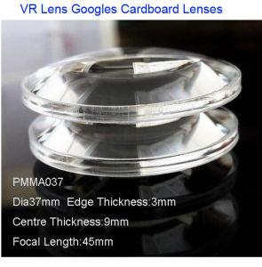 37mm Google Cardboard Lens for Google Cardboard V2.0 Vr Box pictures & photos