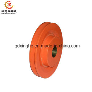 OEM Ductile Iron Sand Casting Wheels with Machining pictures & photos