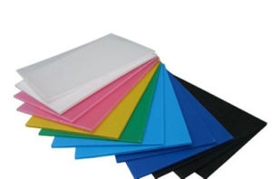 Colorful Corrugated 10mm PP Plastic Sheet Board pictures & photos