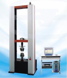 CE approved Electronic Universal Testing Machine TIME WDW-20E pictures & photos