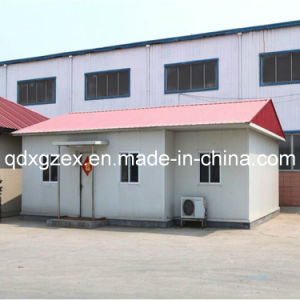 Prefabricated Steel Structure Building/Prefabricated House (pH-14503) pictures & photos