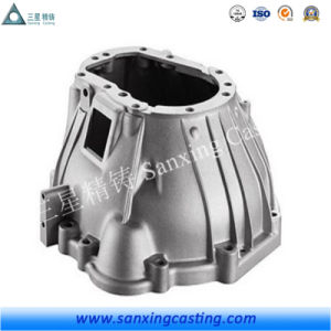 Precision Die Casting Aluminum Motor Frame Cast Iron Motor Shell pictures & photos
