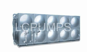 Mute Type Non-Suction-Pressure (Superposed Pressure) Water-Supply Equipment pictures & photos