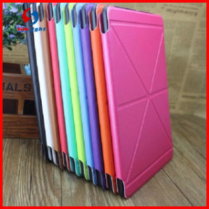 Factory Wholesale Smart Leather Case for iPad pictures & photos