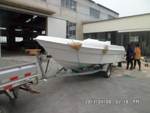 2014 Luxury Fiberglass Boat pictures & photos