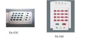 Keypads (PA-636, PA-646)
