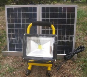 Super Bright Solar Spotlight with Many Color for Garden /Street Use