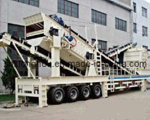 Mobile Impact Crusher Plant pictures & photos