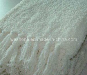 Polyester Blanket, Woven Blanket (PT-09101) pictures & photos