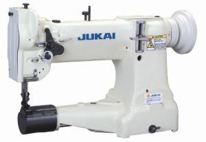 Cylinder-Bed Compound Feed Heavy Duty Lockstitch Sewing Machine---Juk8b