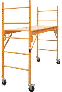 1000lb. Capacity Multi Use Rolling Steel Adjustable 6FT Scaffold pictures & photos
