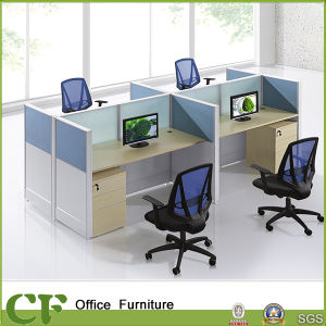Made in China MFC Modern Office Partition - CF-W810 pictures & photos