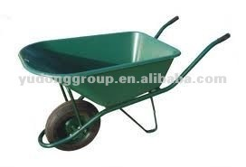 Wheelbarrow Wb6400, Construction Wheelbarrow, Building Wheel Barrow pictures & photos