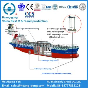 Huanggong Electric Deep Well Pump for Chemical Tanker pictures & photos
