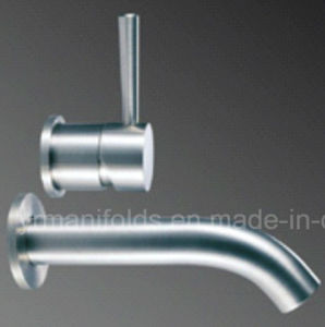 Stainless Steel Classic Concealed Faucets pictures & photos