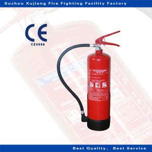 4kg ABC Powder Fire Extinguisher with Bsi CE Certification