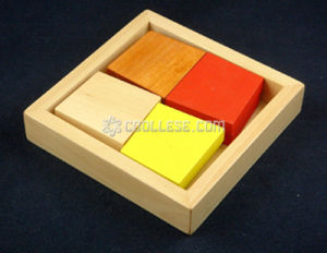 Wooden Puzzle-Wp1831