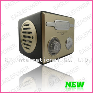 Mini Stereo and Digital Speaker for Car/iPod (EP-X-15)