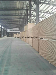 Hollow Particleboard/Hollow Core Particleboard/Door Core Particlebaord pictures & photos