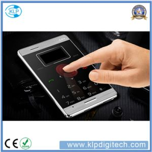 2017 Best Selling Tiny Mini Mobile Phone, AAA Quality Mini Credit Card Size pictures & photos