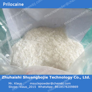 New Arrival Painkiller Drugs Prilocaine Powder 721-50-6 pictures & photos