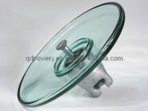 U70BP-U120BP Open Air Profile Suspension Toughened Glass Insulators pictures & photos