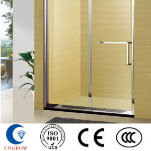 3-19mm Clear Tempered Shower Room Glass Made in China with CCC/ISO9001/CE