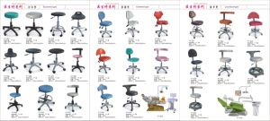 Hot Sale Dental Doctor Stool Dental Chair pictures & photos