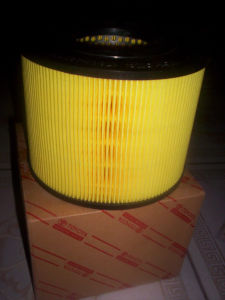 Auto Air Filter for Toyota (KL-LX-004) pictures & photos