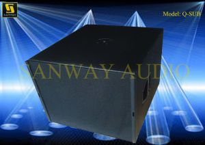 Professional System Subwoofer, Bass Speaker (Q-SUB) pictures & photos