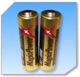 LR6 Alkaline Battery (Magic Power) pictures & photos