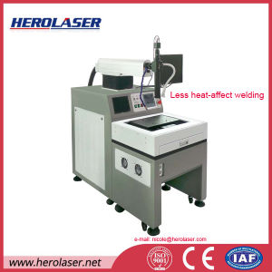 New Type Low Cost 304 Stainles Steel Welding Machine YAG Laser Machine pictures & photos