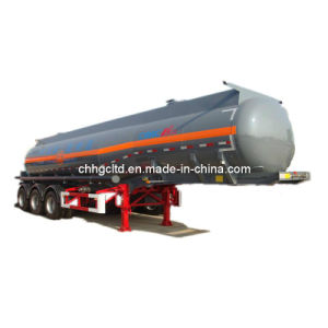 ISO CCC Approved 3 Axles 40cbm Liquid Chemical Tank Trailer pictures & photos