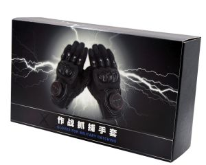 Police Safe Taser Gloves pictures & photos