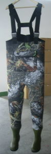 Camouflage Fishing Wader (CW-06002)