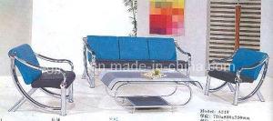 Living Room Furniture-Leisure Sofa (8014#)