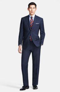 2016 New Unique Taste Business Suits Custom Fit Suit pictures & photos