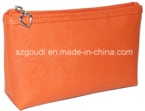 Yellow Best PVC Cosmetic Bag for Purse