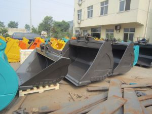 Excavator Spare Parts of Excavator V Ditch Bucket pictures & photos