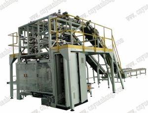 Premade Plastic Bag Auto Filling Packaging Machine (GFP1S1) pictures & photos