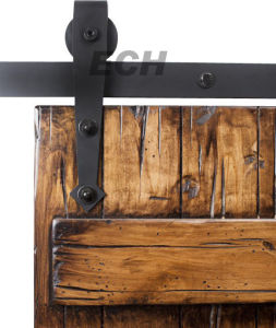 Double Sliding Barn Door Hardware Wood Door Sliding System