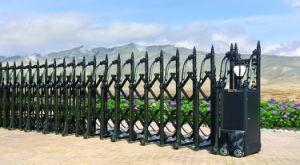 Aluminium Alloy Classical Designed Automatic Retractable Gate (East Verve B-H)