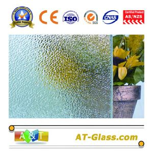 3~8mm Clear Rain-S Patterned Glass pictures & photos