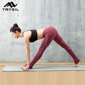 Women Athletic Pants Sportswear Fitness Leggings Running Clothes Yoga Clothing pictures & photos