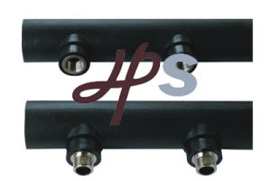 High Quality PE Material Manifold for Heating System pictures & photos