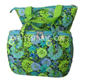 Quilted Cooler Bag, Lunch Bag (YSCLB03-097) pictures & photos