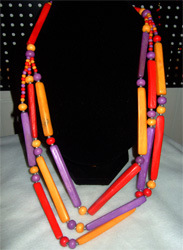 Fashion Bone Necklace (023-70)