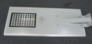 Snsty-250 50 Watt All in One Solar Powered LED Road Lamps pictures & photos