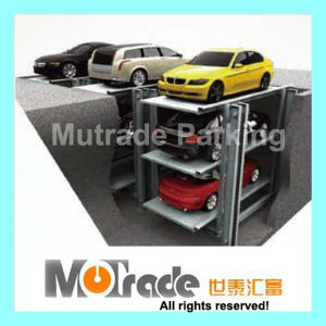 Mutrade Pfpp Parking Underground Parking System Lift Underground Garage Equipment pictures & photos