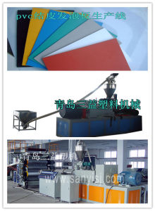 PVC Free Foam Board Production Machine pictures & photos